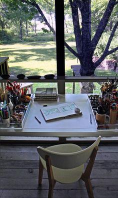 31 Ideas para incluir el arte en tu vida y hacer que esta sea más creativa.  http://eltornilloquetefalta.wordpress.com/2013/02/28/art-every-day/