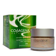 Η θεραπεία κατά της μελάγχρωση που δουλεύει Maila, Jojoba, Jasmin, Collagen, Medical, Personal Care, Cosmetics, Bottle, Beauty
