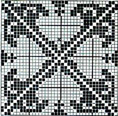 Quick Work Bedspread   Free Crochet Patterns