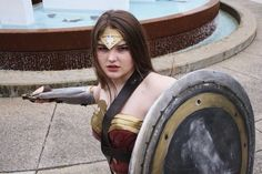 """""""Cosplaying gives me the confidence to be who I am, regardless of if I am in…"""