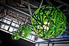 Heineken Opener Festival Poland 2012, lighting scenography in Lounge Zone, creative idea and production Horeca Group | Horeca Events