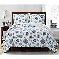 Miranda Oversize Coverlet Bedspread Set Microfiber Quilt Bedding For Beds Luxury Bedding Collections, Luxury Bedding Sets, King Quilt Bedding, Bed Quilts, Comforter, California King Quilts, Hotel Collection Bedding, Purple Bedding, White Duvet Covers