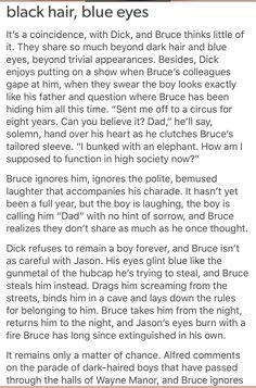 Batman: The Robins And Bruce: pt 1