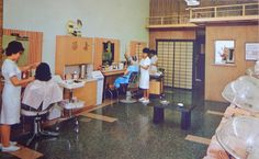 Francisco beauty parlor