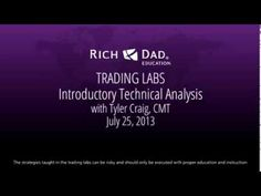 Rich Dad Education Introductory Trading Labs (playlist)