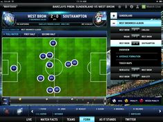 Sky Sports adds on-screen analysis technology to its iPad app