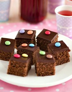 Chocolate Tray Bake