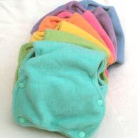 Firefly Easy Wool diaper covers - these look adorable!