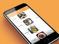 Ate app for iOS by Richard Gazdik