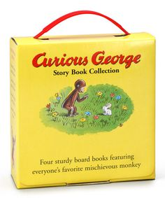Curious George Storybook Collection | zulily