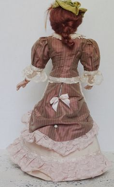 Lovely Repro French Fashion Doll and Outfit Seeley Body 12 Inch | eBay