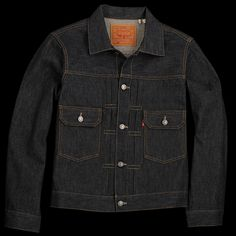 UNIONMADE - Levi's Vintage Clothing - 1953 Type II Jacket in Rigid
