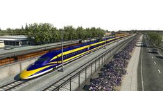 The California High-Speed Rail Authority has confirmed that DB Engineering and Consulting has been awarded an early train operator services contract to assist with the United State's first high-speed…