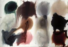 Lourdes Sanchez, untitled  2 2013, watercolor
