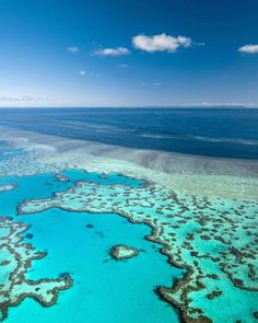 The stunning Great Barrier Reef, Australia. Australia Funny, Cairns Australia, Australia Animals, Australia Map, Iconic Australia, Melbourne Australia, Travel Photography Inspiration, Travel Inspiration, Places To Travel