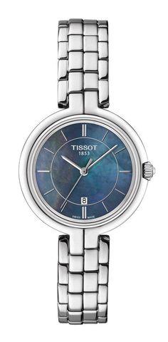Zegarek damski Tissot Flamingo T094.210.11.121.00 - sklep internetowy www.zegarek.net