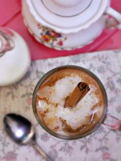 Almíbar de Cafe for Nieve Raspada(Coffee Syrup)