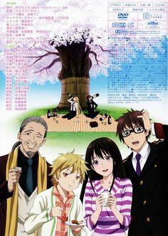 Toka Adachi, BONES, Noragami, Hiyori Iki, Michizane Sugawara