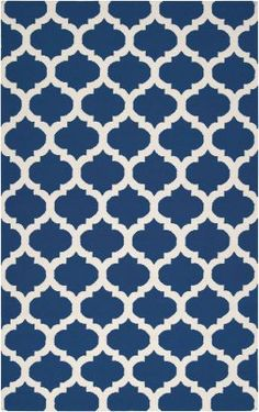 Surya Frontier FT84 Royal Blue Rug love! 5x8 289.00 sad sniff sniff