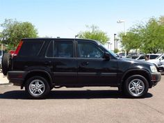 Used 2000 Honda CR-V EX 4WD at Tempe Honda in the Tempe Autoplex!