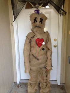 voodoo doll costume - Bing Images
