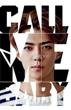 EXO Sehun 'Call Me Baby'