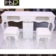 Source Nail Salon Furniture Cheap Manicure Table With GEL Lamp on m.alibaba.com
