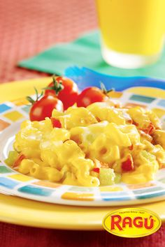 Our No Boiling Mexicali Mac & Cheese Bake is versatile. It can be made with any of our Ragú Cheese Creations Sauces. Sprinkle with your favorite toppings and it's a fiesta!