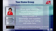 Number 1 Sales Agent for Darien CT Waterfront  https://gp1pro.com/USA/CT/Fairfield/Ridgefield/404A_Main_ST.html  Number 1 Sales Agent for Darien CT Waterfront Call Deborah Laemmerhirt at 203-994-4297 For CT Darien Waterfront home information, Waterfront homes are some of the most desirable areas in Connecticut. Conveniently located near the New York State border.