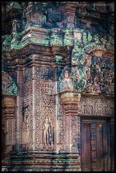 Angkor, Siem Reap Province, Cambodia.
