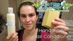 Making some hair conditioner is fun, easy and the results have been terrific on my hair! :-) Here are general guidelines to help you create your own conditio...