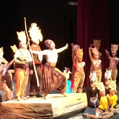 Lion King Broadway Mask Stampede Things Worth Doing
