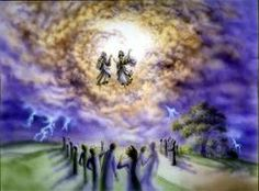 Book of Revelation - A Verse by Verse Audio Study - Chapter 11 - The Two Witnesses and the Seventh Trumpet Judgment Revelation Study, Seven Trumpets, Tribulation Period, Caim E Abel, Two Witnesses, Different Kinds Of Art, Prophetic Art, Jesus Is Coming, Stairway To Heaven
