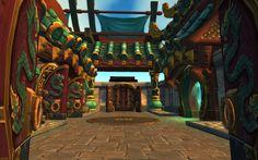 world of warcraft environment screenshots - Google Search