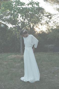La courbe de tes yeux | Donatelle Godart – Création de Robes de mariée sur mesure