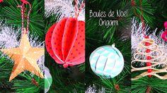 Découvrez comment décorer votre sapin de Noël vous-même en quelques étapes grâce à ce tuto spécial origami !