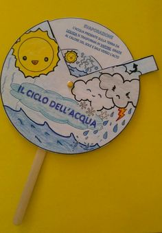 Science Art, Teaching Science, Science Experiments, Science Nature, Science Projects For Kids, Science For Kids, Activities For Kids, Colegio Ideas, Water Cycle