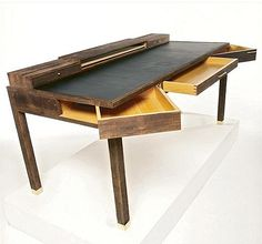 The Idea Of This Olivier Writing Desk Came From The Movie Entitled