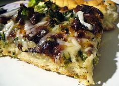 Need a pizza crust recipe? Have a pizza crust recipe!