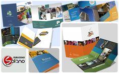 Impresión de Brochures y Folders corporativos