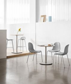 The FortySeven Table range consists of simple, elegant, center pedestal tables, constructed with meticulous attention to detail, stability and quality. Pedestal Tables, Dining Tables, Square Tables, Office Furniture, Floor Chair, Stability, It Is Finished, Indoor, Range