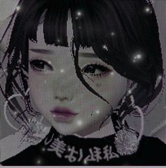 IMVU, the interactive, avatar-based social platform that empowers an emotional chat and self-expression experience with millions of users around the world. Aesthetic Grunge, Aesthetic Art, Aesthetic Pictures, Aesthetic Anime, Bts Manga, Virtual Girl, 1 Tattoo, Gothic Anime, 3d Girl