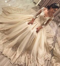 Traditional style wedding gowns like this can be created for you by our firm for a great price. Custom #weddingdresses and #replicas of couture designs are available. Email us for pricing of #dresses. DariusCordell.com