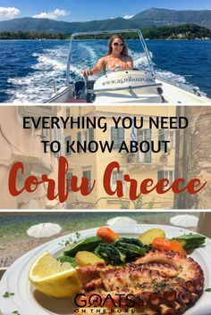 Everything You Need To Know About Corfu Greece