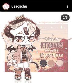 Cute Anime Chibi, Kawaii Anime, Club Hairstyles, Drawing Anime Clothes, Club Design, Cute Anime Wallpaper, Club Style, Club Outfits, Anime Outfits