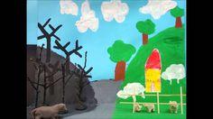 Σε ένα δάσος μια φορά Dinosaur Stuffed Animal, Trees, Kids, Animals, Young Children, Boys, Animales, Animaux, Tree Structure