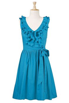 this site offers customizations on clothing, including adding sleeves (on many dresses) lowering hemlines, raising necklines, even adjusting for special sizes. all this at reasonable prices and fast shipping time! maybe a new easter dress for me?