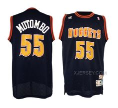 ... Jersey Find this Pin and more on Denver Nuggets. Buy Dikembe Mutombo  NBA Denver Nuggets Classics ... 059b1d57f