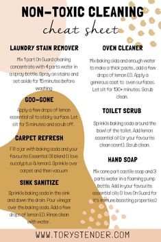 Clean-my-entire-house-with-non-toxic-cleaner Tory Stender Archives Natural Cleaning Recipes, Homemade Cleaning Products, Diy Home Cleaning, Cleaning Hacks, All Natural Cleaning Products, Green Cleaning Recipes, Cleaning Companies, Diy Products, Natural Products