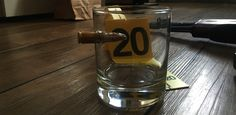 Bullet Stopping Glass No.1 Whiskey